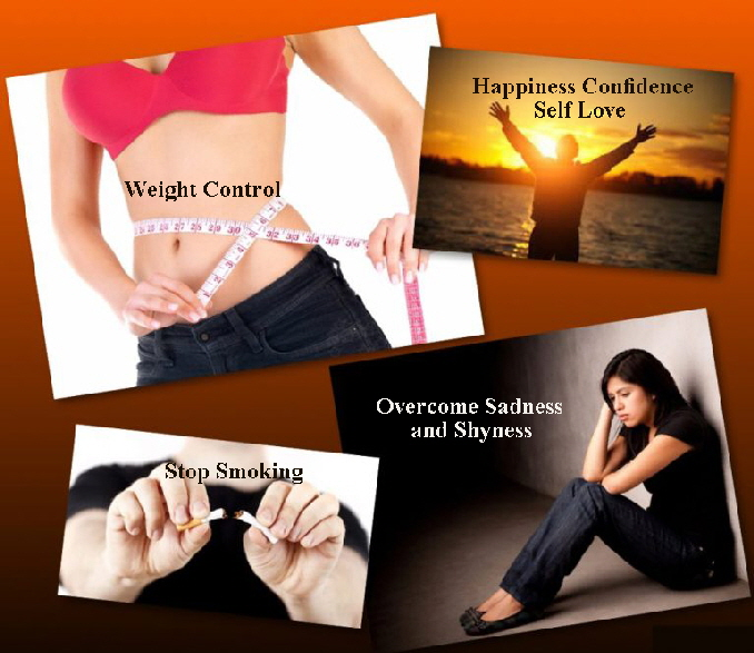 Say goodbye to negative thoughts and habits with hypnosis. NO drugs and NO  side-effects.